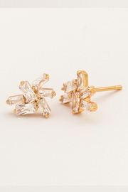Gorjana Cluster Stud Earrings - Product Mini Image