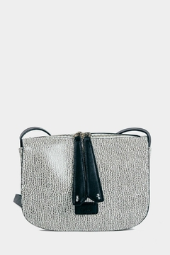 Co-Lab Black And White Crossbody - Product List Image