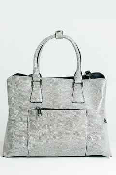 Co-Lab Sara Speckled Satchel - Product List Image