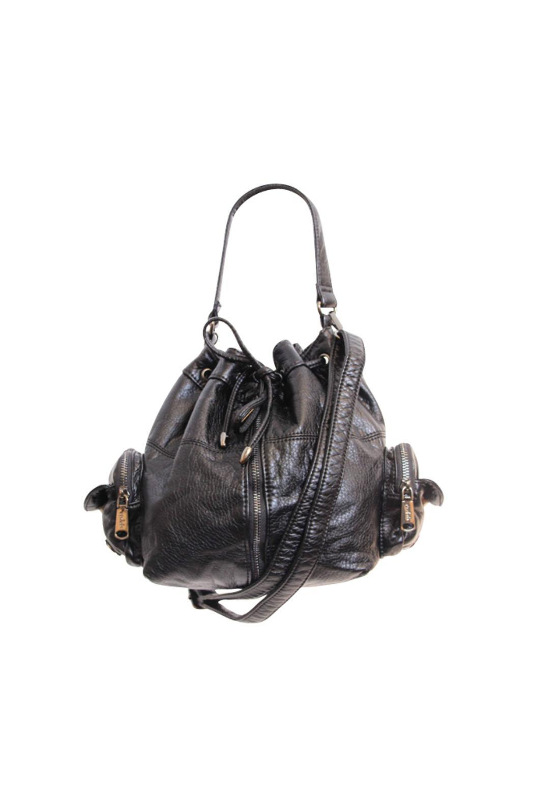 Co Lab Washed Bucket Bag Front Cropped Image