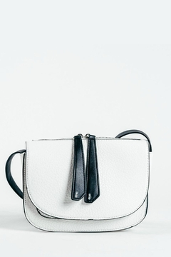 Co-Lab White Crossbody - Product List Image