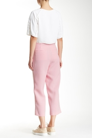 Co + Co BY Coco Rocha Pink Cora Pant - Front full body