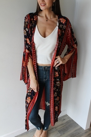 Band Of Gypsies Coachella Duster - Product Mini Image