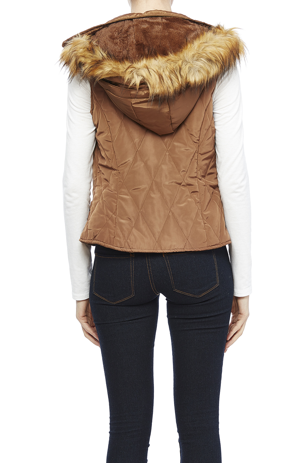 Shop for Nine West Women's Faux Fur Lined Vest. Free Shipping on orders over $45 at truedfil3gz.gq - Your Online Women's Clothing Destination! Get 5% in rewards with Club O! -