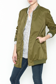 Coalition Hip Length Bomber - Front cropped