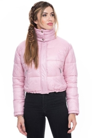 Coalition Puff Bomber Jacket - Front cropped