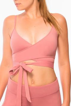 Shoptiques Product: Rose Athletic Bra