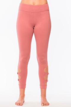 Shoptiques Product: Rose Athletic Leggings