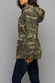 Coalition You See Me Jacket - Front full body