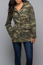 Coalition You See Me Jacket - Front cropped