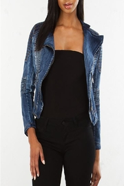 Coalition LA Coalition Biker Jacket - Product Mini Image