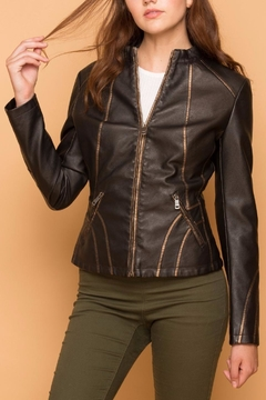 Coalition LA Stud Muffin Jacket - Product List Image
