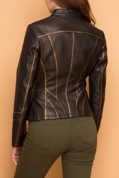 Coalition LA Stud Muffin Jacket - Alternate List Image