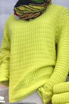 Shoptiques Product: Coarsely Knitted Sweater
