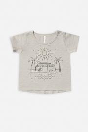 Rylee & Cru Coast Basic Tee - Product Mini Image
