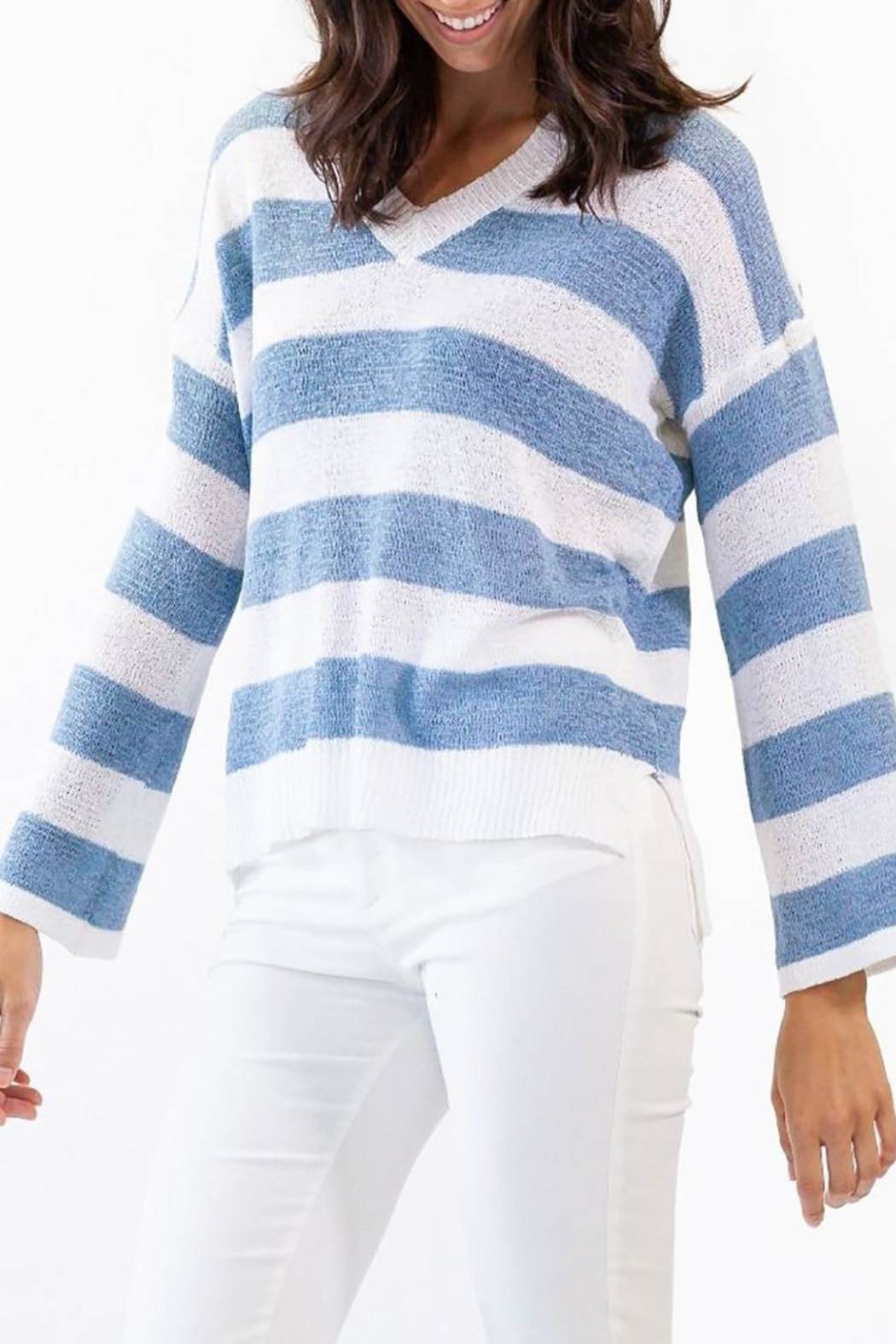 Pink Martini Collection Coast Cottage Sweater - Main Image
