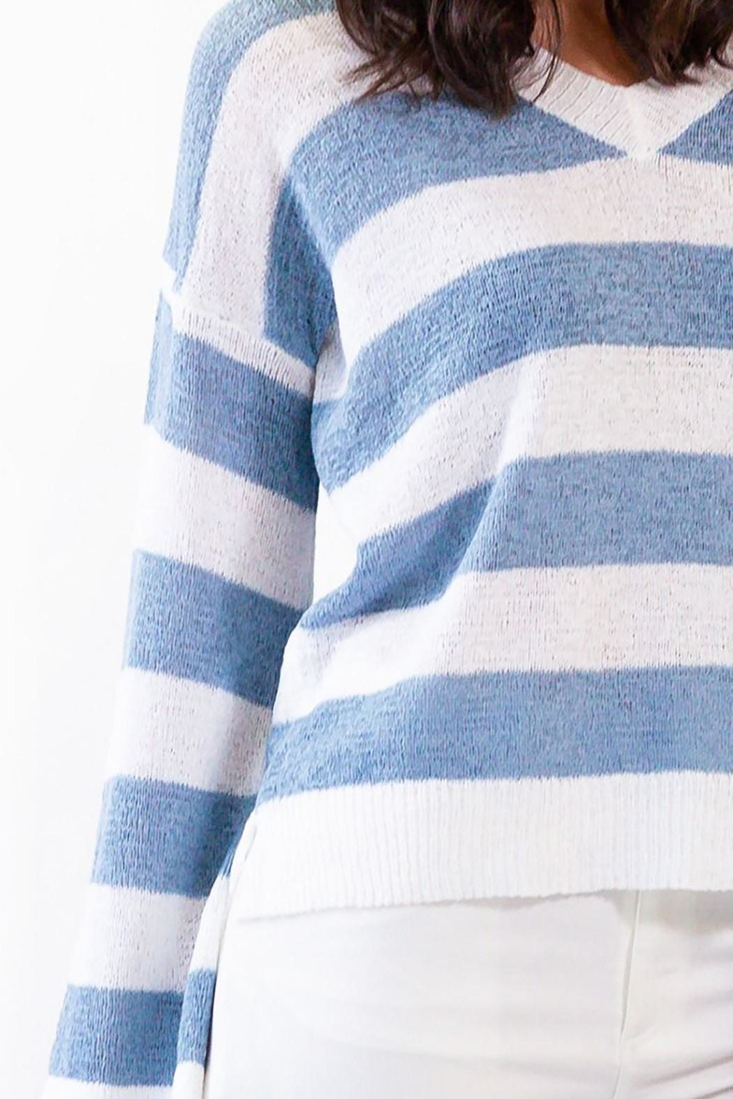 Pink Martini Collection Coast Cottage Sweater - Front Full Image