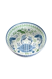 The Parish Line Coastal Bowl Blue-Crab - Product Mini Image