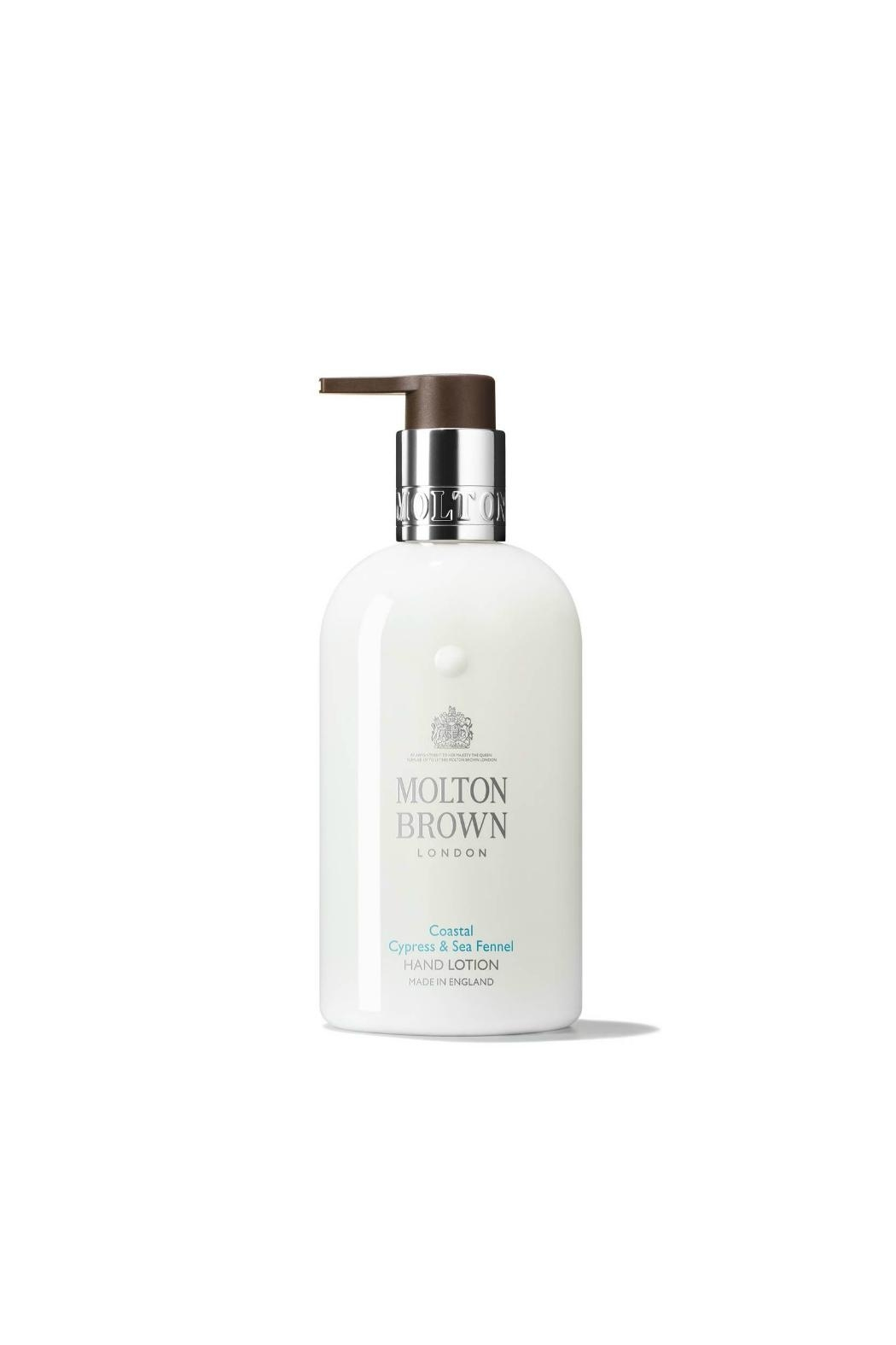 Molton Brown Coastal Cypress & Sea Fennel Hand Lotion - Main Image