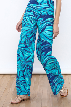 Shoptiques Product: Blue Wave Pants