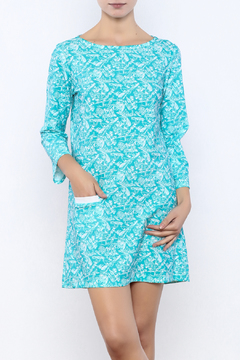 Shoptiques Product: Tiki Pocket Dress