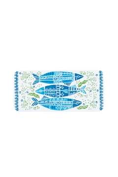 The Parish Line Coastal Rectangleplatter Fish - Alternate List Image