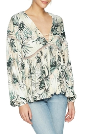 Somedays Lovin Coastal Roaming Blouse - Product Mini Image