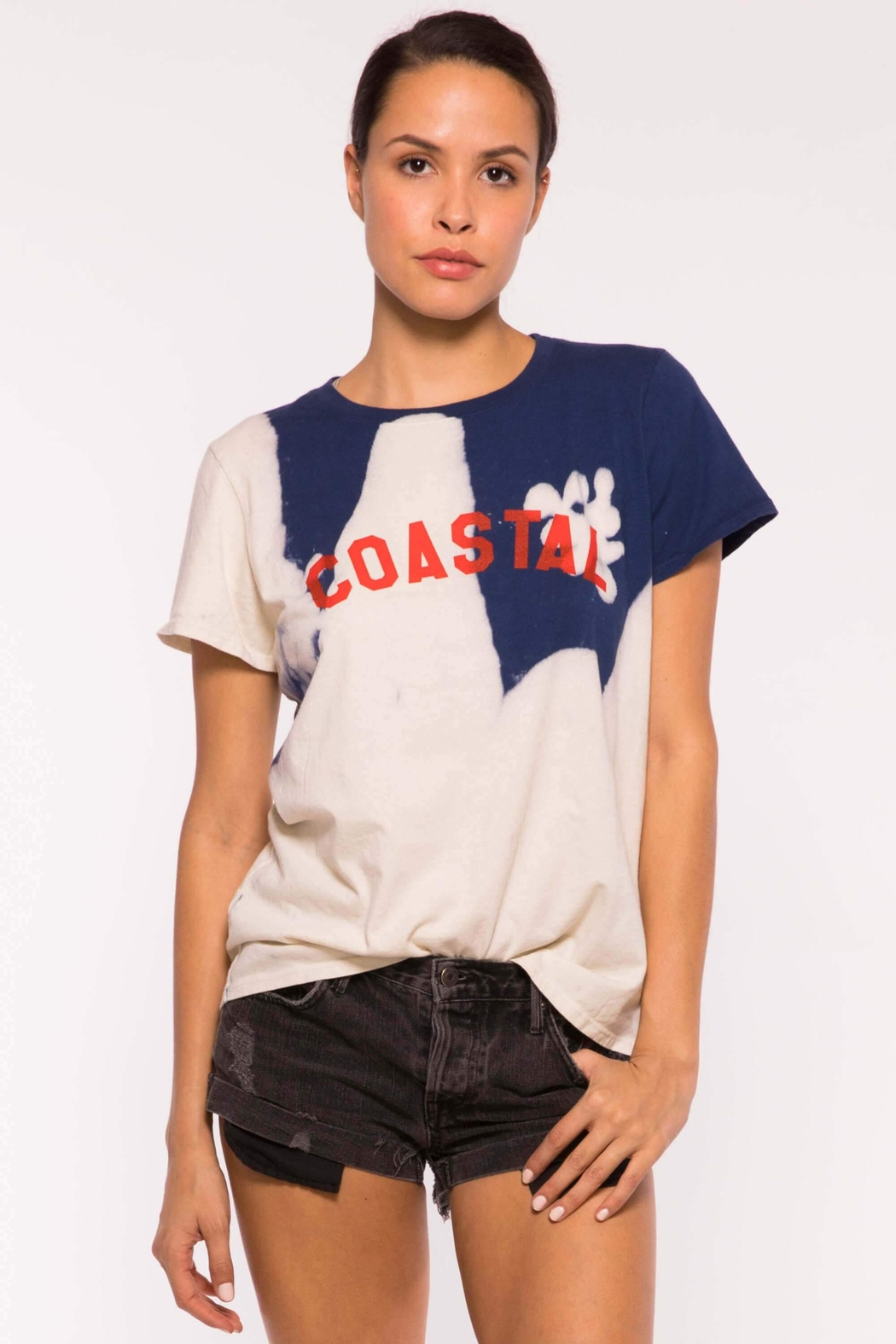 Suburban riot Coastal Tee - Front Cropped Image