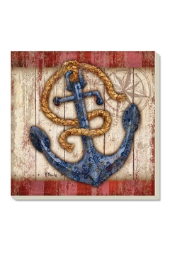 Conimar Coasters-Anchor Seas - Alternate List Image