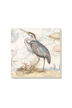 Conimar Coasters-Blue Heron - Alternate List Image
