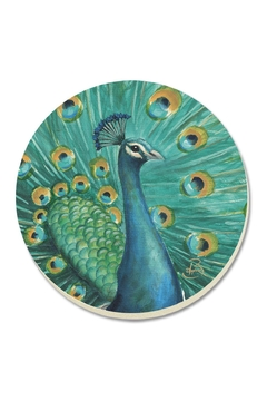 Conimar Coasters-Peacock Beauty - Alternate List Image