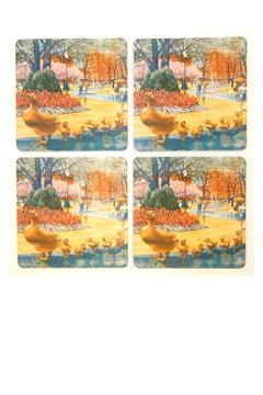 Shoptiques Product: Boston Duckling Coasters