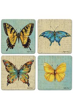 Coasterstone Butterfly Coaster Collection - Alternate List Image