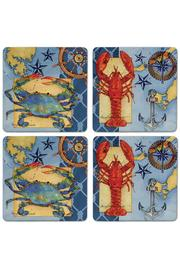 Coasterstone Crab & Lobster Coasters - Product Mini Image