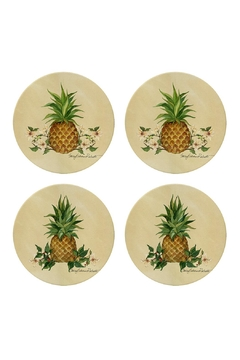 Coasterstone Pineapple Coasters - Alternate List Image