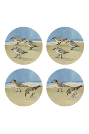 Coasterstone Sandpiper Coasters - Front cropped