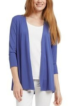 Nic + Zoe Cobalt Blue Cardigan - Alternate List Image