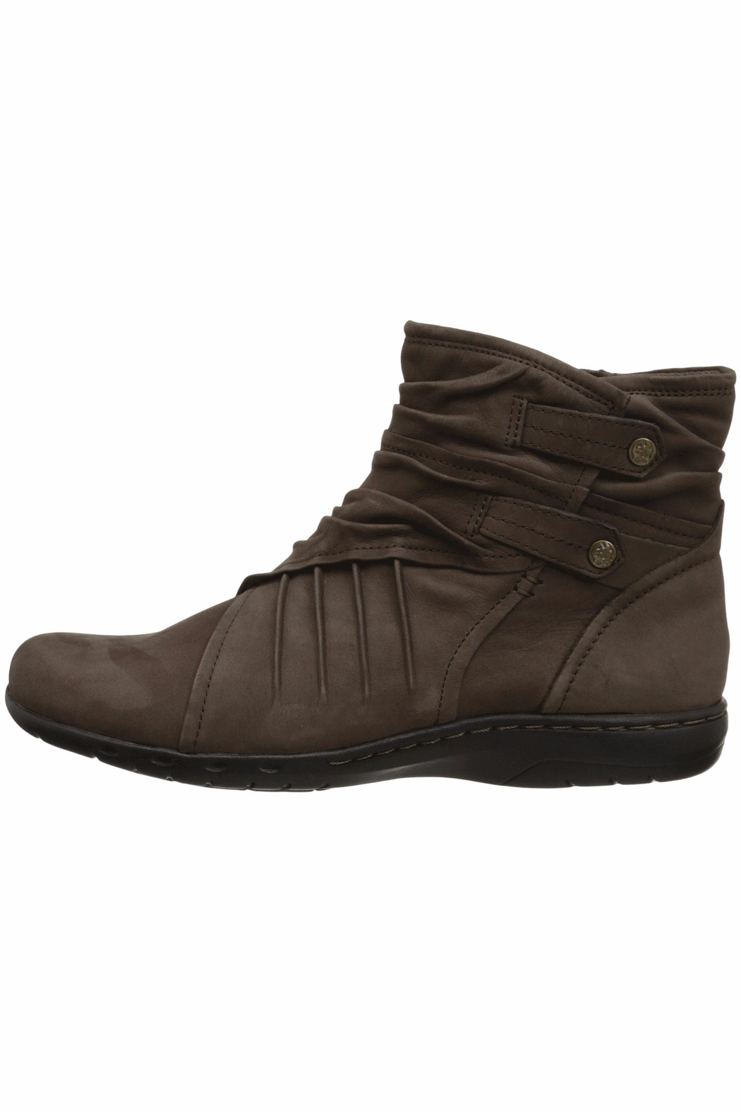 Cobb Hill Comfort Walking Booties - Front Cropped Image