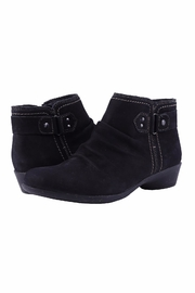 Cobb Hill Nicole Ankle Booties - Front full body