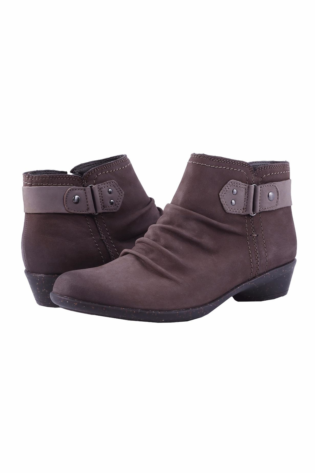 Cobb Hill Nicole Ankle Booties - Front Full Image