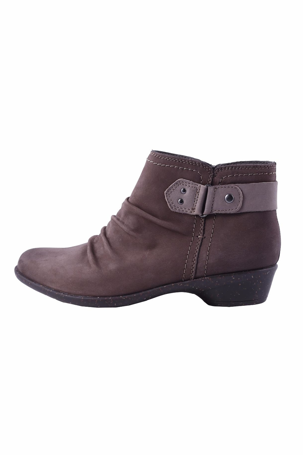 Cobb Hill Nicole Ankle Booties - Front Cropped Image