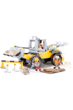Cobi Toys Action Town Bulldozer - Alternate List Image