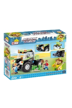 Cobi Toys Action Town Tractor - Alternate List Image
