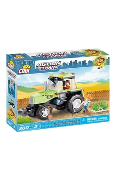 Cobi Toys Action Town Tractor - Product List Image