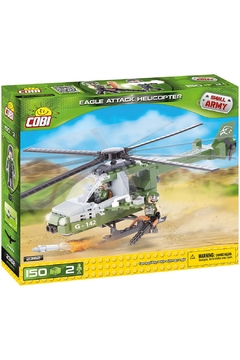 Shoptiques Product: Eagle Attack Helicopter