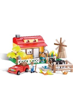 Cobi Toys Farm House - Alternate List Image