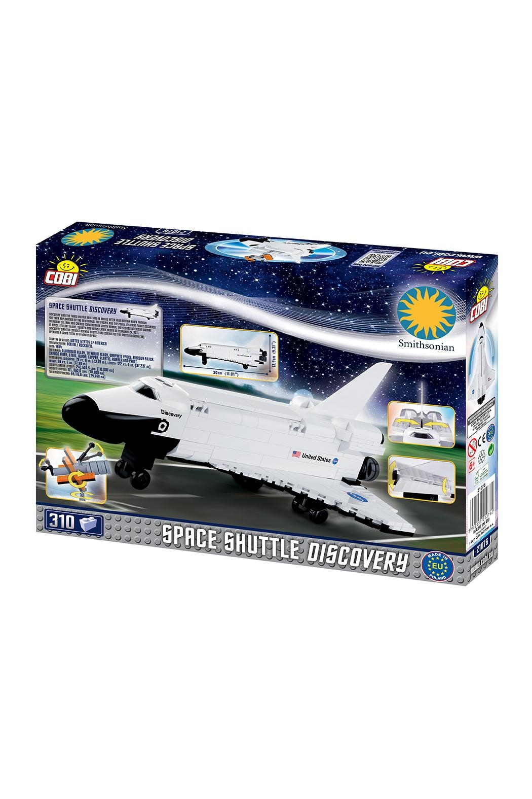 space shuttle discovery cobi - photo #7