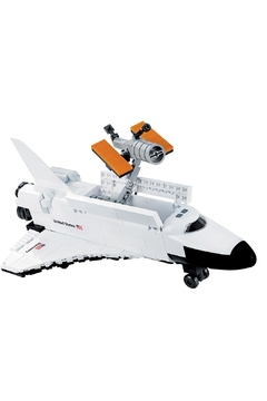 Cobi Toys Space Shuttle Discovery Toy - Alternate List Image
