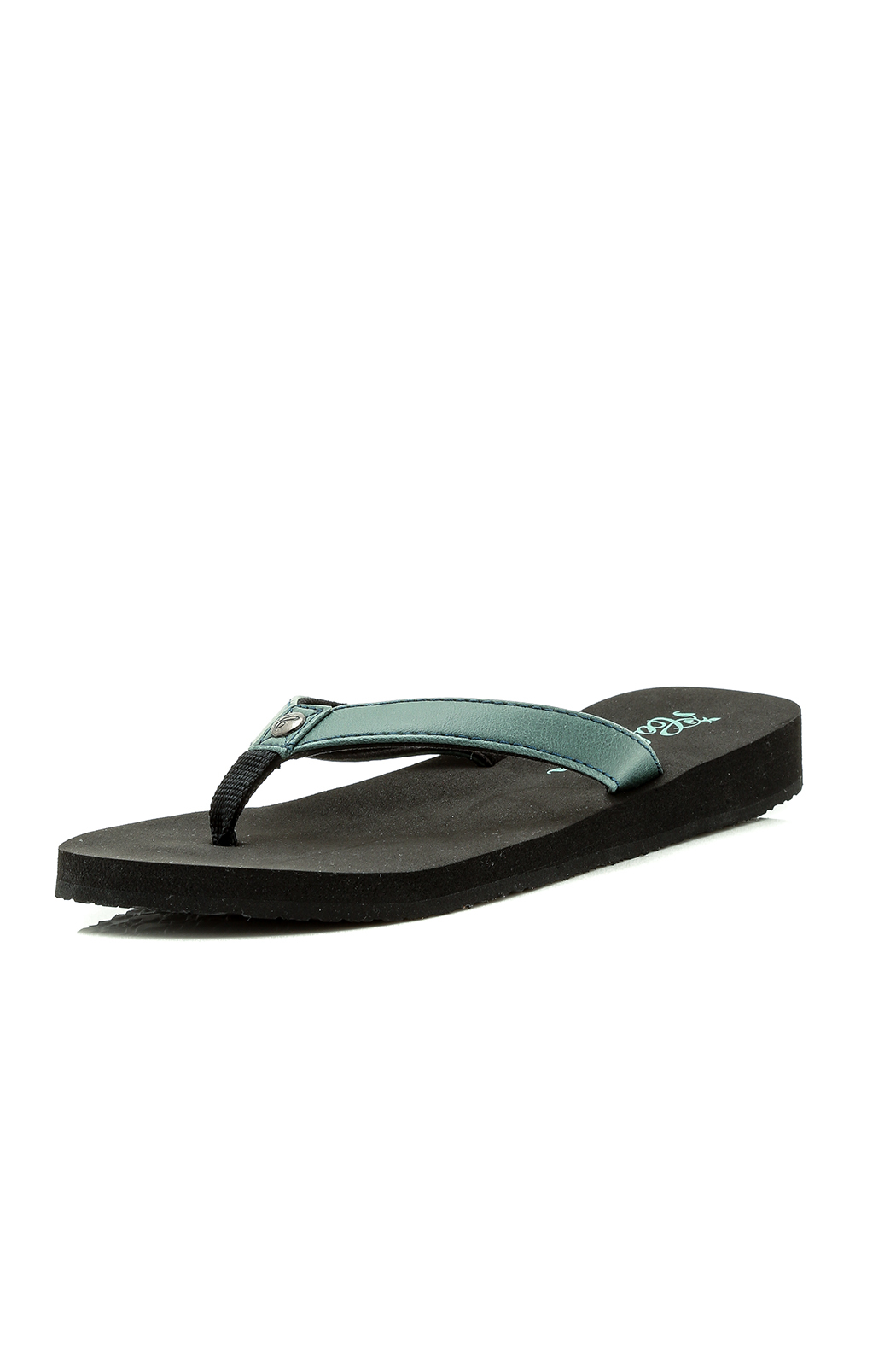 Cobian Skinny Bounce Sandals - Back Cropped Image