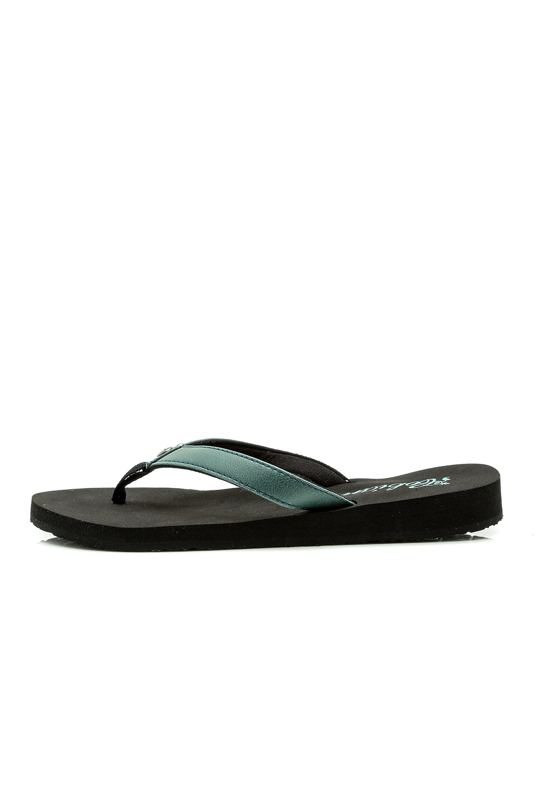 Cobian Skinny Bounce Sandals - Front Cropped Image